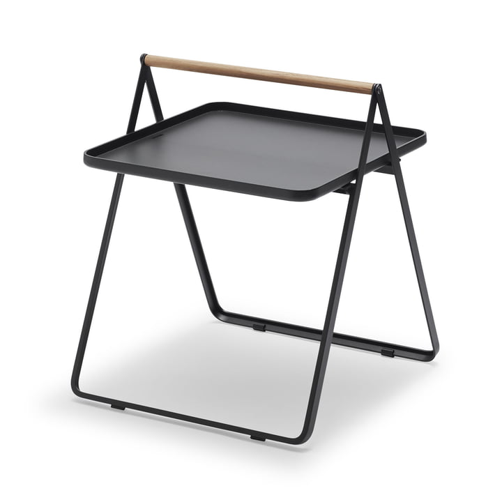 By Your Side Tray Table von Skagerak in Anthrazit
