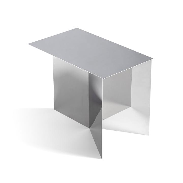 Der Hay - Slit Table Oblong, spiegelpoliert