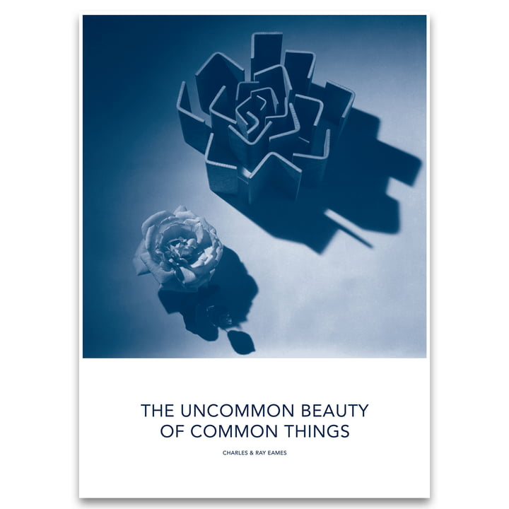 Eames Quotes Poster Beauty von Vitra