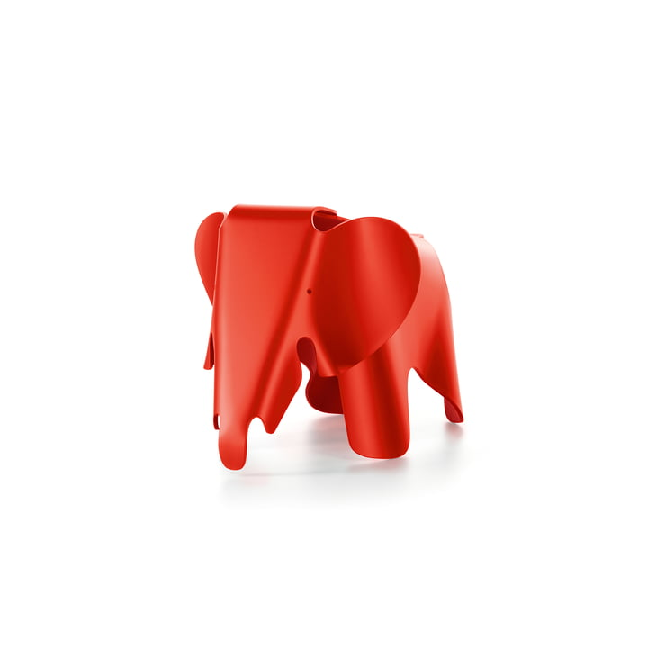 Vitra - Eames Elephant small, poppy red
