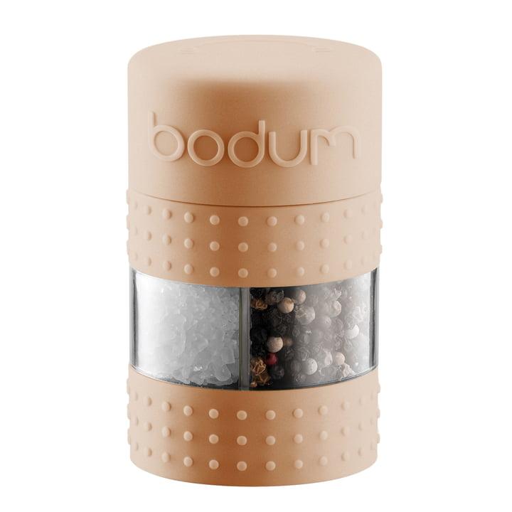 Bistro Salz- und Pfeffermühle von Bodum in Cream