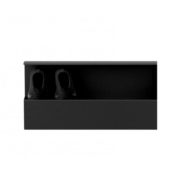 Shoe Box small von Nichba Design in Schwarz