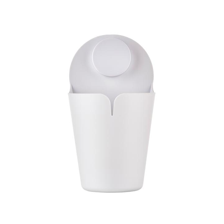 Der Zone Denmark - Puck Bucket Wandbehälter mini in weiß