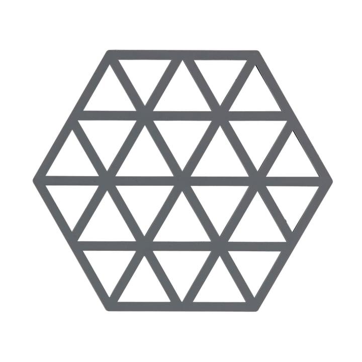 Der Zone Denmark - Triangle Untersetzer in cool grey