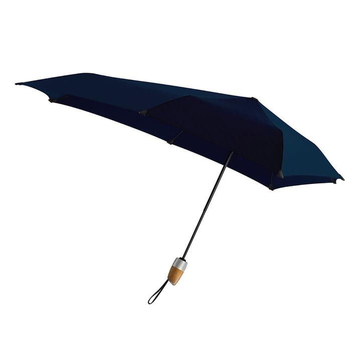 Regenschirm Automatic DELUXE von Senz in Midnight Blue
