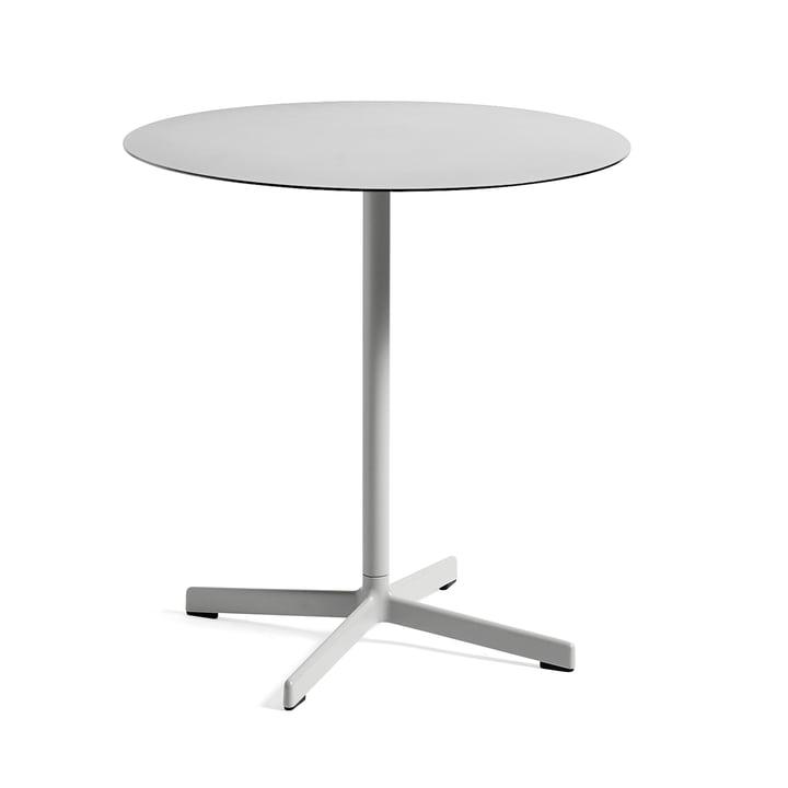 Neu Table Ø 70 cm von Hay in Hellgrau