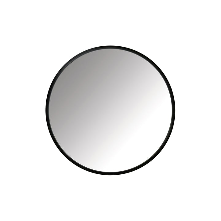 Hub Spiegel Ø 61 cm von Umbra in Schwarz