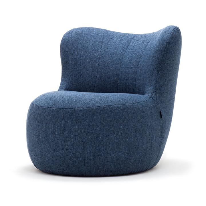 173 Sessel von freistil in Blau (1030)