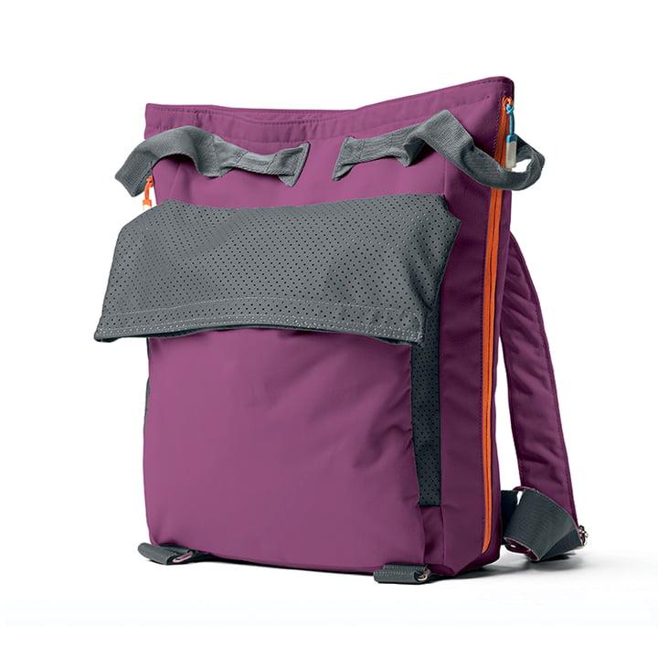 Die Terra Nation - Tane Kopu Strandtasche 40 l in violett