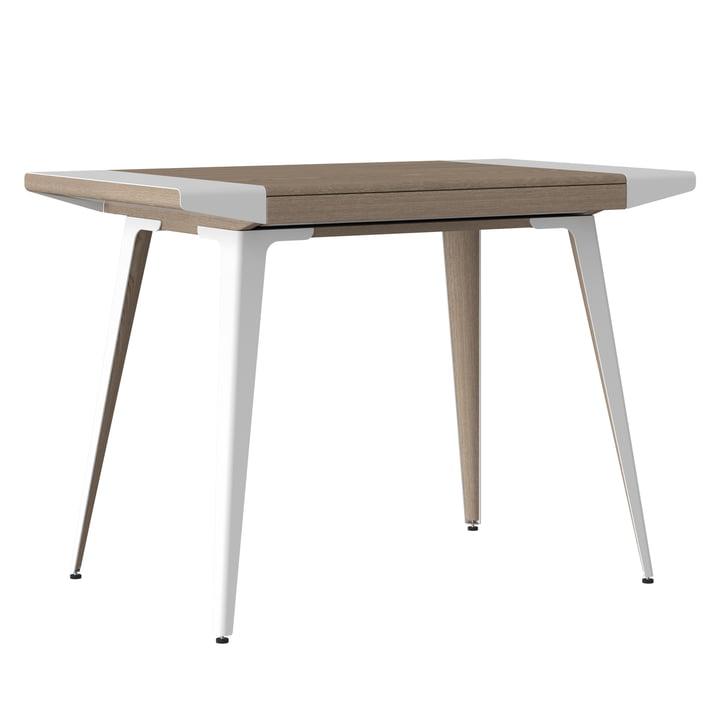 Ambitions Schreibtisch von Umage in Eiche natur / weiß
