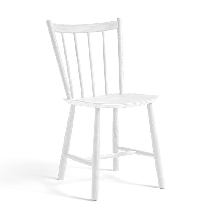 Der Hay - J41 Chair, weiß