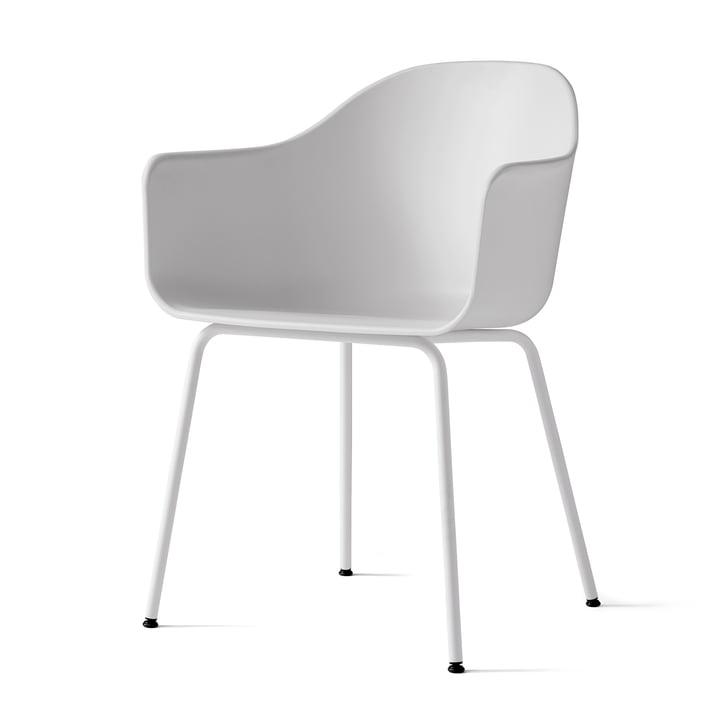 Harbour Chair (Stahl) von Menu in Hellgrau