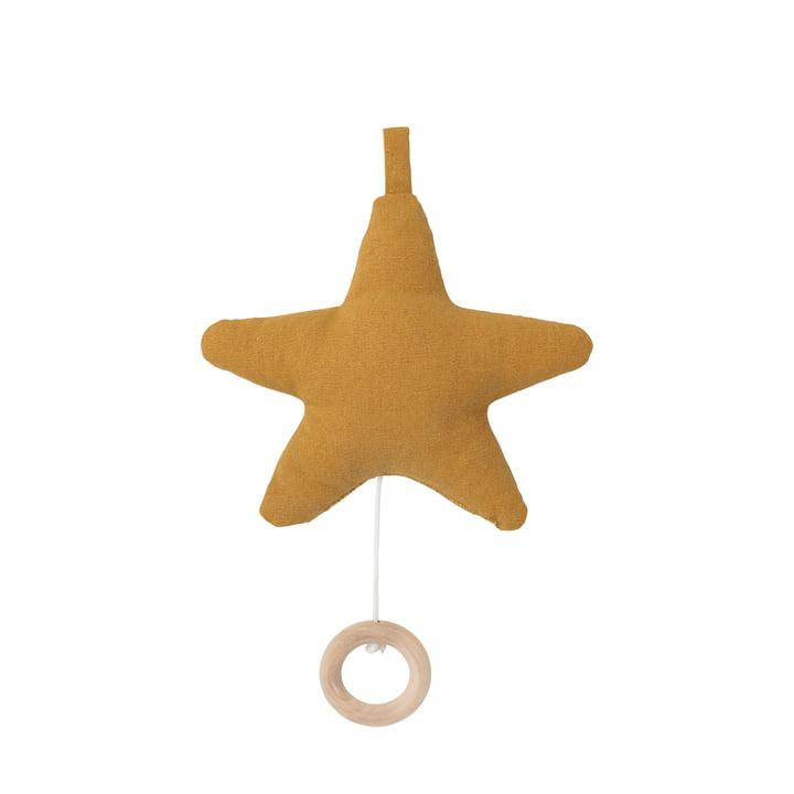 ferm Living - Star Spieluhr, senf