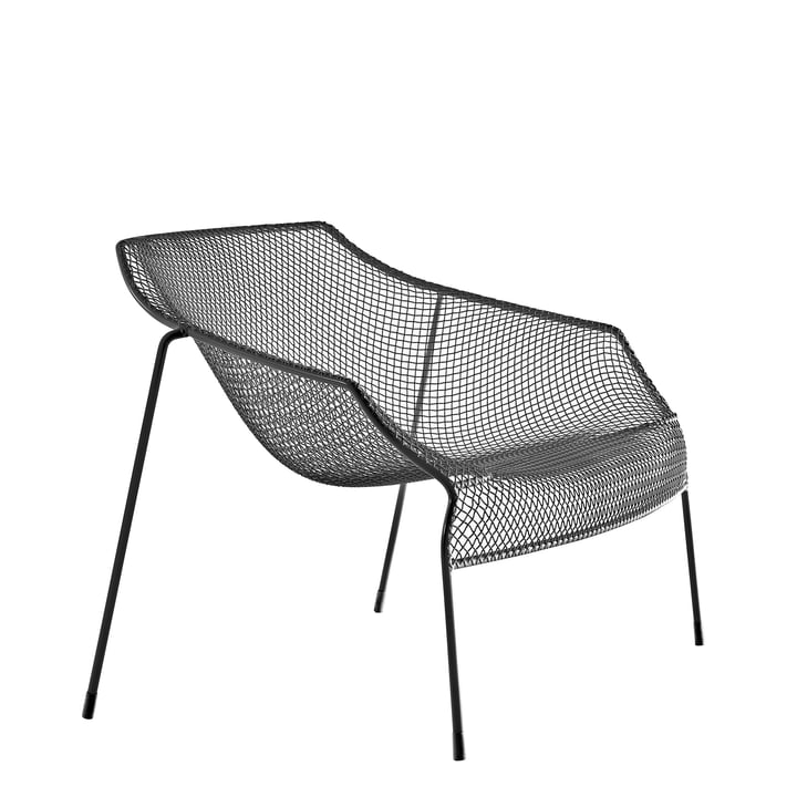Der Emu - Heaven Lounge Chair, schwarz (24)