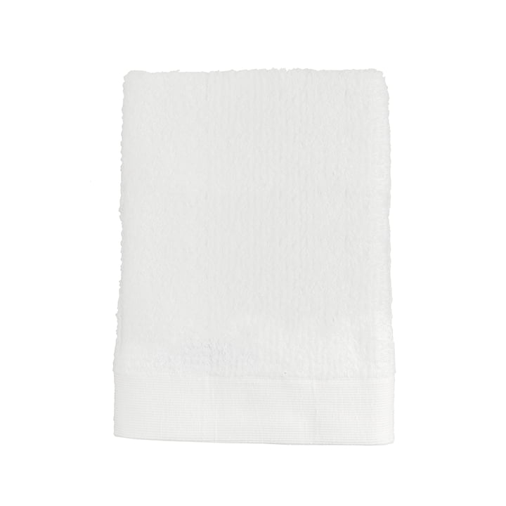 Das Zone Denmark - Classic Handtuch, 100 x 50 cm, weiß