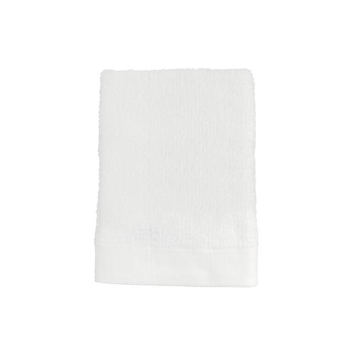Das Zone Denmark - Classic Gästehandtuch, 50 x 70 cm, weiß