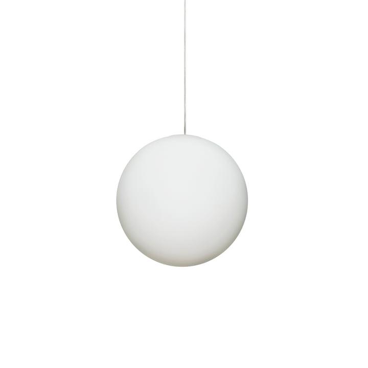 Luna Pendelleuchte Ø 16 cm von Design House Stockholm in Weiß