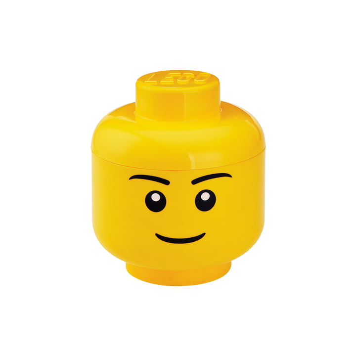 Storage Head Boy von Lego in klein