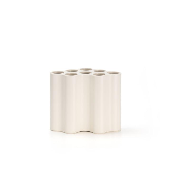 Die Vitra - Nuage céramique, M Vase in weiß