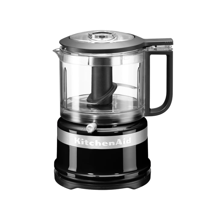 KitchenAid - Mini-Food-Processor Zerkleinerer, onyx schwarz