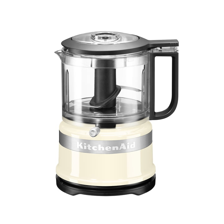 KitchenAid - Mini-Food-Processor Zerkleinerer, crème
