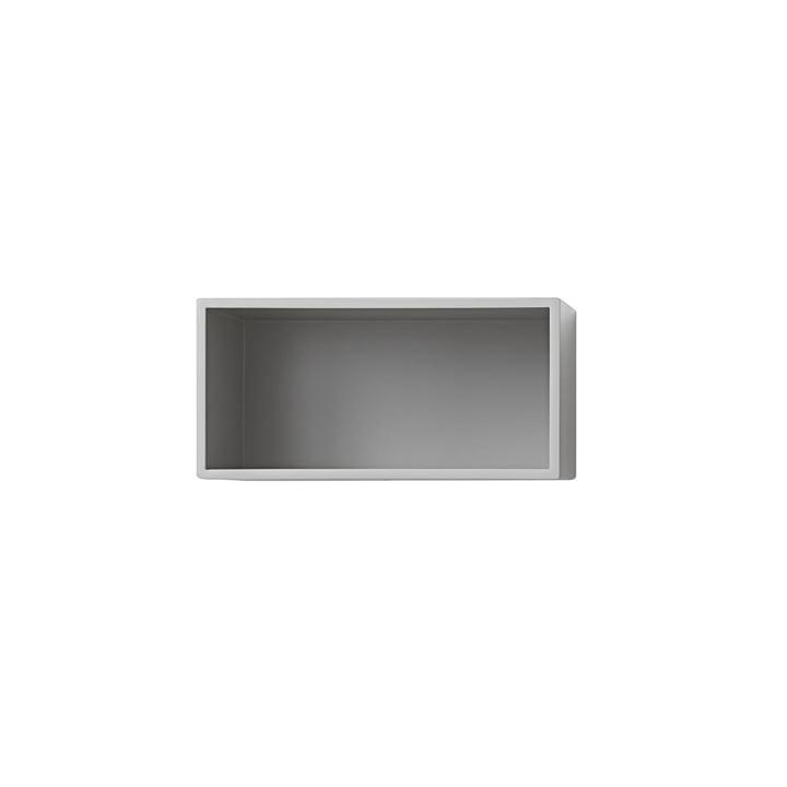 Muuto - Mini Stacked Regalmodul 2.0, small / hellgrau