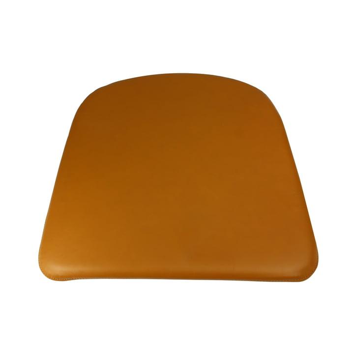 Hay - Sitzkissen für J42, Softleder/ cognac