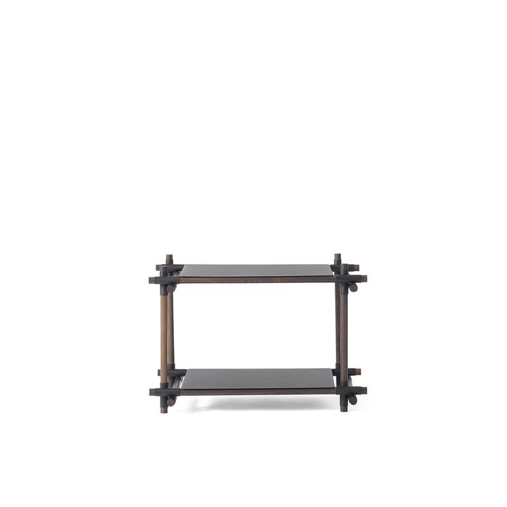 Das Menu - Stick System, schwarz / Esche dunkel, 1 x 2