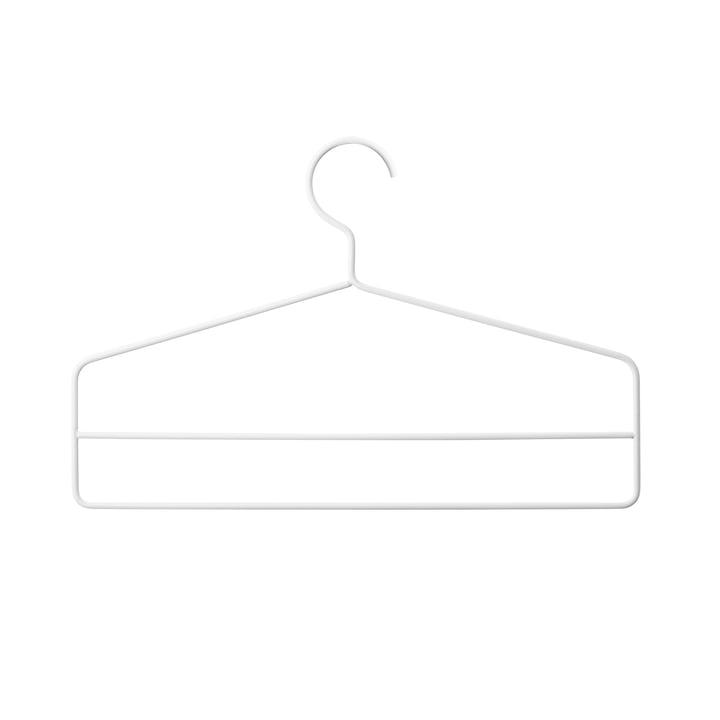 String - Kleiderbügel, weiß (4er-Set)