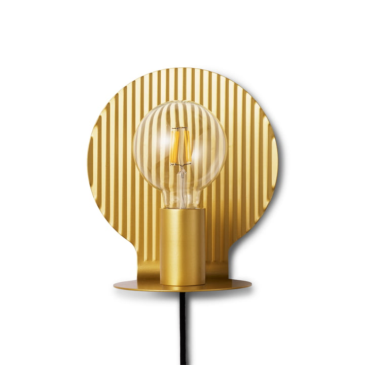 Tivoli - Plate Wandleuchte, gold