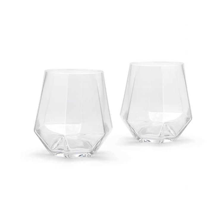 Puik - Radiant Trinkglas 300 ml, klar (2er-Set)