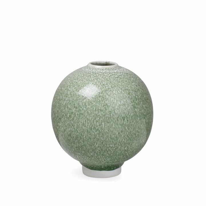 Die Kähler Design - Unico Vase H 12,5 cm, moss