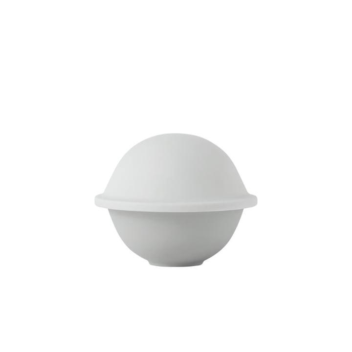 Chapeau Bonbonniere Ø 12 cm in weiß von Lyngby Porcelæn