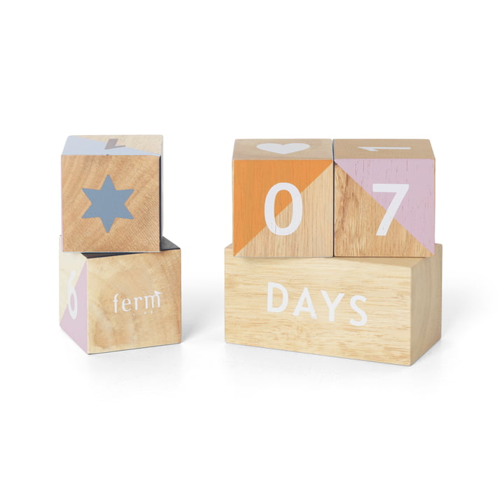Wooden Age Blocks von ferm Living