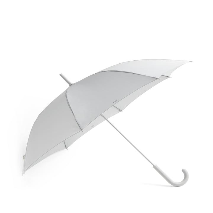 Mono Regenschirm von Hay in hellgrau