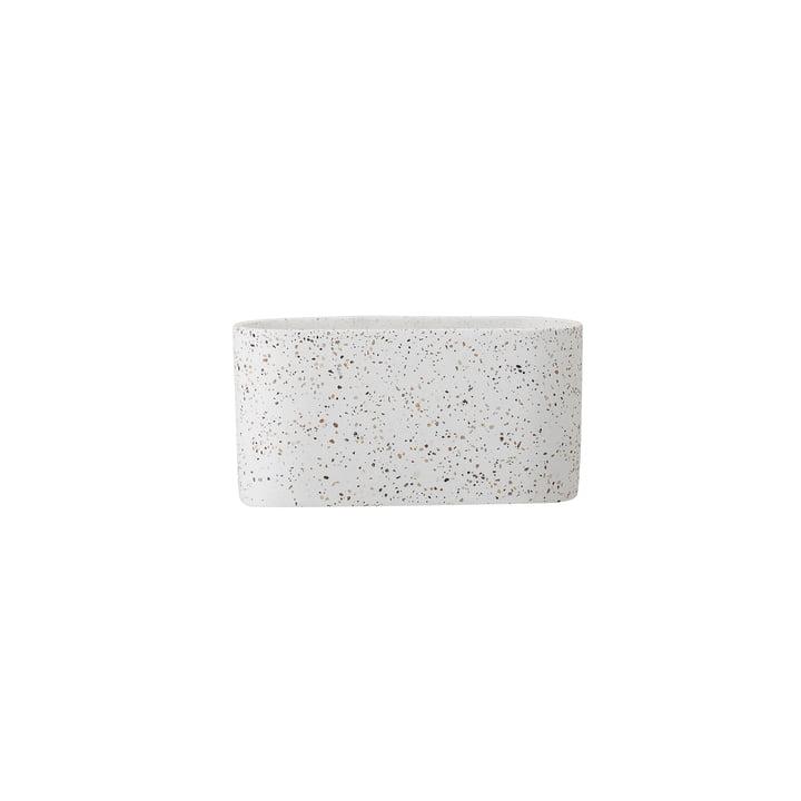 Terrazzo Blumentopf 20 x 8 cm von Bloomingville