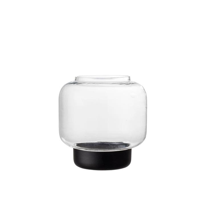 Lantern von Bloomingville - Ø 14 x H 14,5 cm, klar