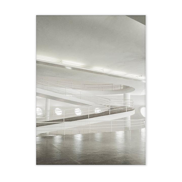 Poetic Concrete 01 von Paper Collective, 50 x 70 cm