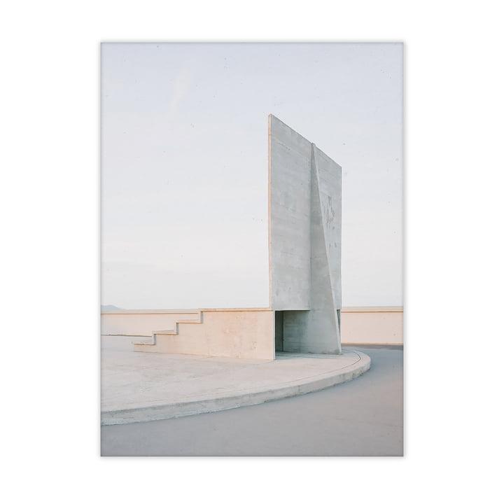Marseille von Paper Collective, 50 x 70 cm