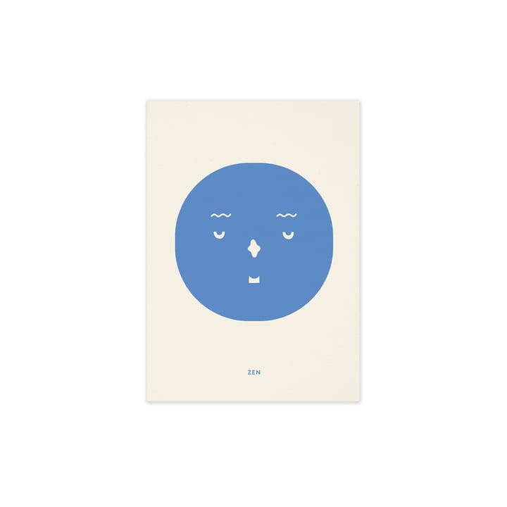 Zen Feeling von Paper Collective, 30 x 40 cm