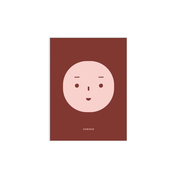Curious Feeling von Paper Collective, 30 x 40 cm