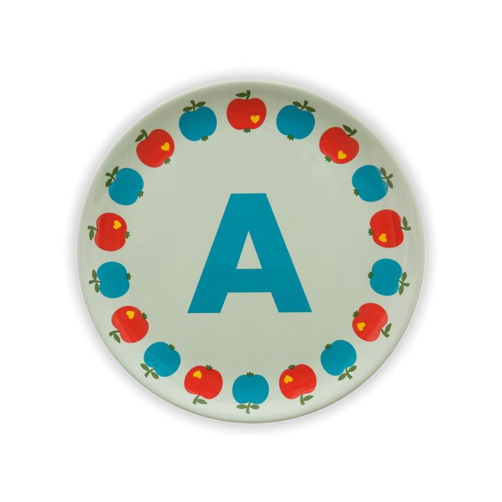 ABC Melaminteller A von byGraziela