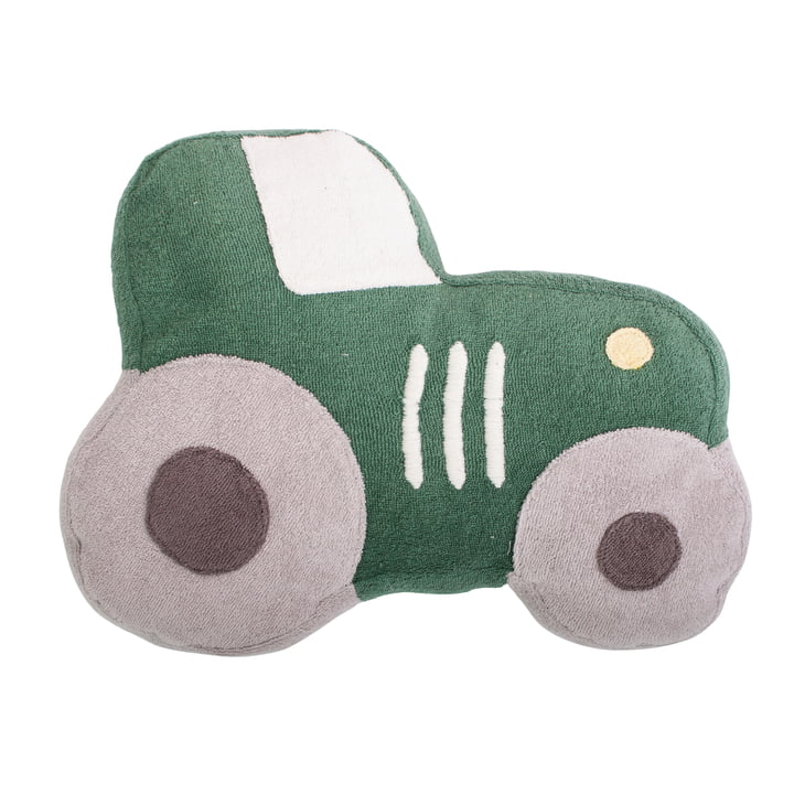 Frottee Kissen Traktor von Sebra