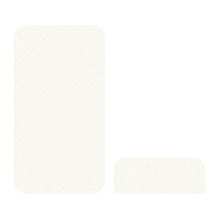 Matratze für das Junior & Grow von Sebra in cremeweiß