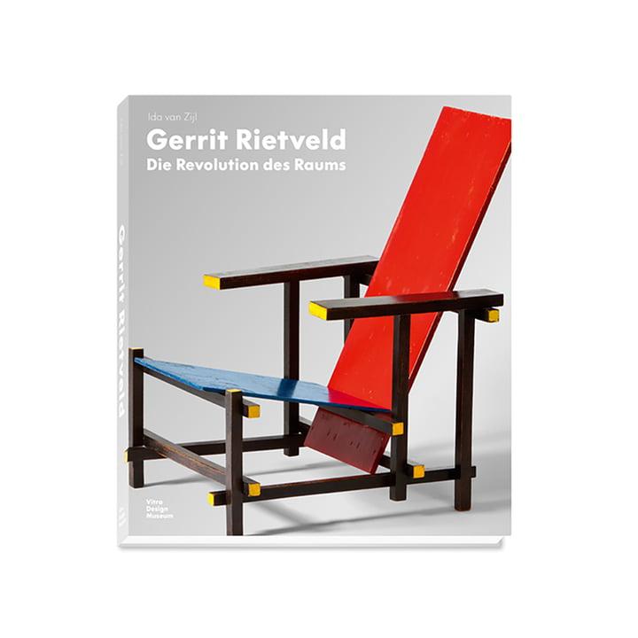 Gerrit Rietveld: Die Revolution des Raums (Sprache: Deutsch) von Vitra Design Museum