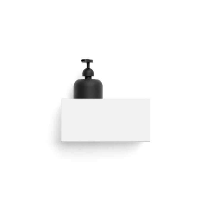 Wandablage L 20 cm von Nichba Design in weiß