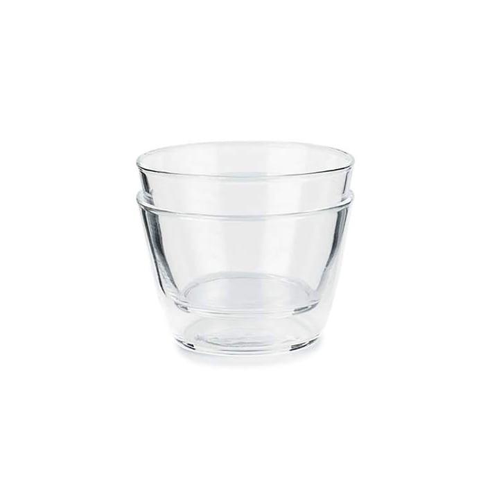 Double Up Trinkglas von Spring Copenhagen in klar (2er-Set)