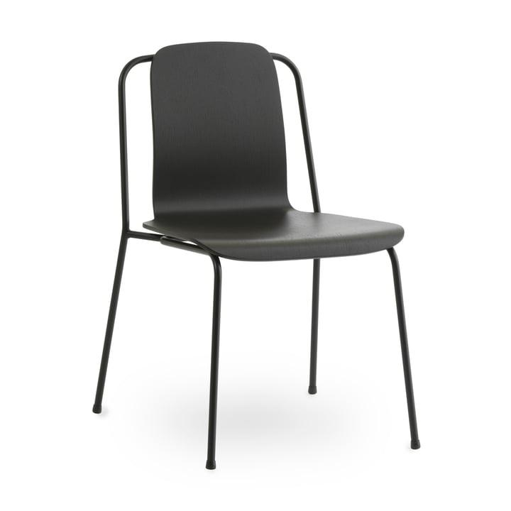 Studio Chair von Normann Copenhagen in schwarz