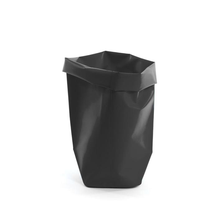 Roll-Up Behälter M von L&Z in anthrazit