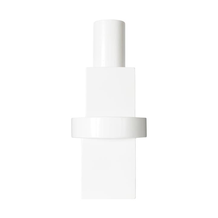 Block Vase von Tom Dixon in weiß